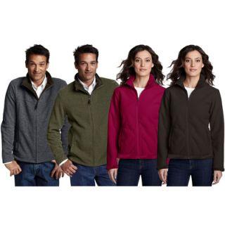 LANDS END Fleece Jacke für Damen & Herren in verschiedenen Farben