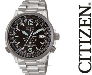 CITIZEN Eco Drive Herrenuhr AS2020 53E Chrono Promaster SKY NEU UVP