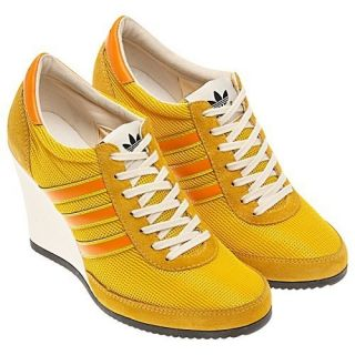 Adidas ObyO Jeremy Scott JS Arrow Wedge Shoes US 7.5 (UK 6) Womens