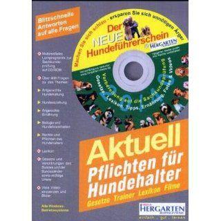 Der Hunde Führerschein, 1 CD ROM Multimediales Lernprogramm zur