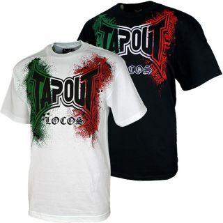Tapout Locos Aztlan Herren T Shirt Tee M L XL XXL XXXL XXXXXL MMA