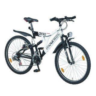 MOUNTEC ATB Bike 26 21 Gang Kettenschaltung Full Suspension