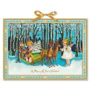 Merry Christmas. Adventskalender Barbara Behr Bücher