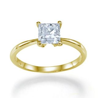 75 Carat D/SI Diamantring Diamant Solitar 585 14kt Gold Ring Wert
