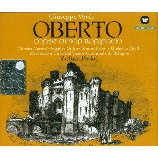 Giuseppe Verdi Oberto Conte Di San Bonifacio (Opern Gesamtaufnahme