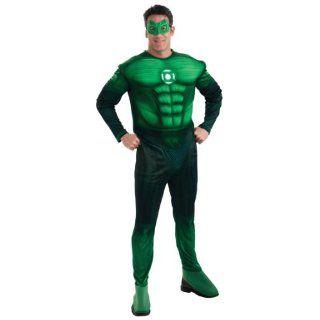 Grüne Laterne Green Lantern Herren Kostüm Spielzeug