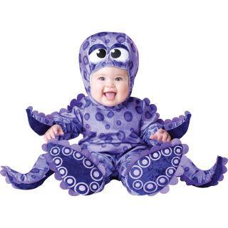 Kostüm Fasching Halloween Karnevall Krake Girl Costume 68 80