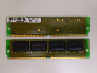 16 MB    8 MB    Riegel Speicher EDO DRAM SO DIMM 72 pol SODIMM 72pol