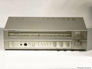 GRUNDIG R400 STEREO RECEIVER VERSTÄRKER RADIO