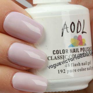 15ml UV Lack Gel Soak off Gel Nagellack Farbgel UV Polish Nail Art #