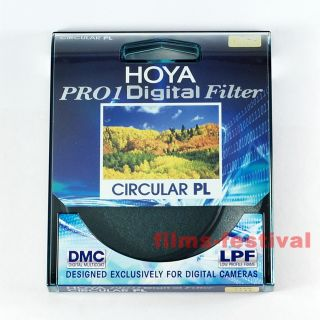 CPL Filter Circular pl Pro1D PL CIR 52/55/58/62/67/72/77/82 mm
