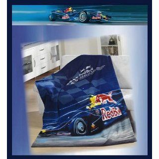 Polar Fleecedecke  Red Bull Racing Grösse 130 x 170 Sebastian