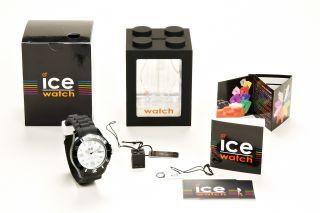 Ice Watch Uhr Modell SI.WP.U.S.10 Sili White Pink Unisex