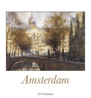 Amsterdam   2013 Easel/Desk Calendar Calendars