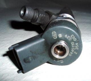 ORIGINAL BMW Bosch Common Rail Hochdruck Injektor / Einspritzdüse