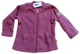 Fleecejacke Winter Dreams red violet Gr. 80   86 NEU H/W 12/13