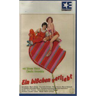 Ein bißchen verliebt [VHS]: Tahnee Welch, Claudio Amondola, Mario