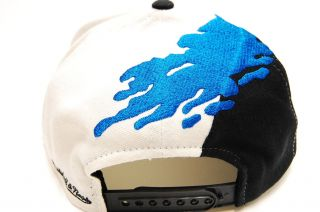 Orlando Magic Paintbrush Snapback Basketball Mitchell & Ness Hat Mens