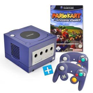 Nintendo GameCube + Mario Kart + 2 Controller