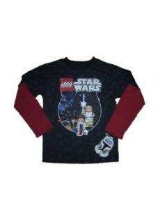 LEGO STAR WARS langarm T SHIRT / Luke Skywalker, Prinzessin Leah / 110