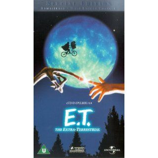 ET   The Extra Terrestrial VHS Special Edition UK Import
