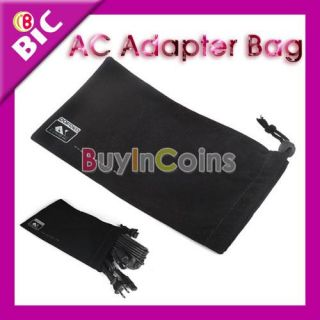 Bag Case for Laptop Notebook AC Adapter Power Charger