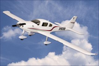 Cessna 400 Corvallis Brushless LiPo 2.4GHz RTF Set Hype
