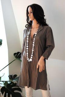 PART TWO * Gr. 38 * LP 89,95 € * Schöne Tunika BAUMWOLLE Kleid