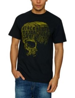 Black Rebel Motorcycle   T Shirt Skull (in S) Bekleidung