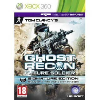 Tom Clancys Ghost Recon Future Soldier   Signature Edition [AT PEGI