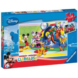 Ravensburger 08983   Mickey Mouse Clubhouse   Mickey, Minnie und
