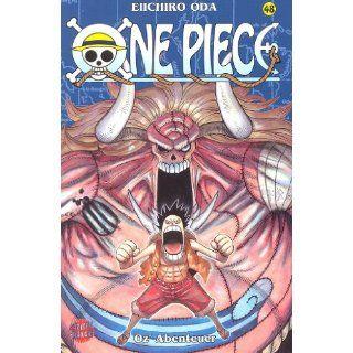 One Piece, Band 48 Oz Abenteuer Eiichiro Oda, Matthias