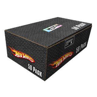 Mattel V6697   Hot Wheels Customized Car Pack, 50er Pack, für