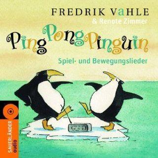 Ping Pong Pinguin Spiel  und Bewegungslieder Renate