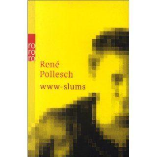 www slums Corinna Brocher, René Pollesch Bücher