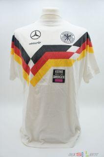 DFB Deutschland Spielertrikot Shirt Trainingsshirt WM World Cup Italia