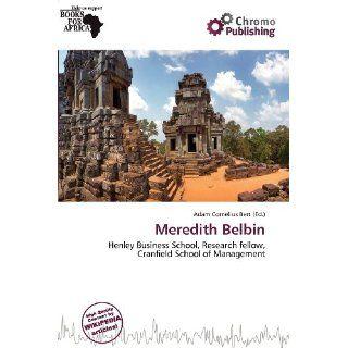 Meredith Belbin Adam Cornelius Bert Englische Bücher