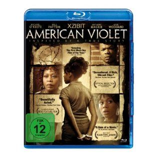 American Violet [Blu ray]: Nicole Beharie, Will Patton