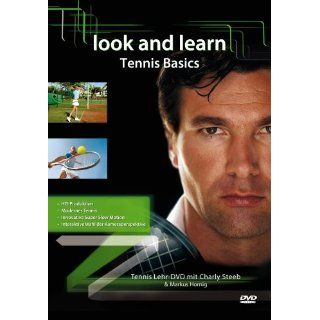 look and learn   Tennis Basics mit Charly Steeb Charly