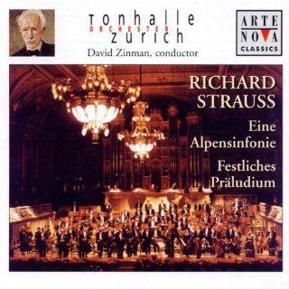 Strauss Eine Alpensinfonie Musik