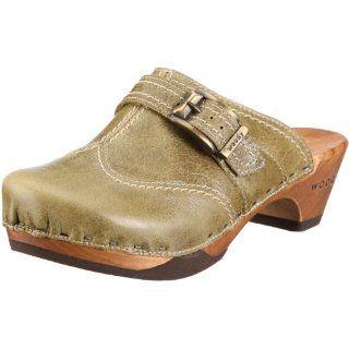 Woody Fiona 11652 Damen Clogs & Pantoletten: Schuhe