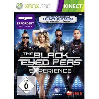 The Black Eyed Peas Experience   D1 Edition (Kinect erforderlich