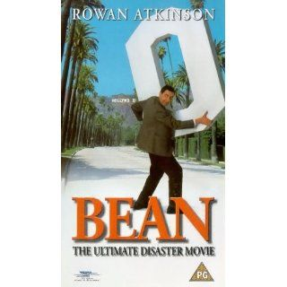 Mr. Bean   The Ultimate Disaster Movie [VHS] [UK Import] Rowan
