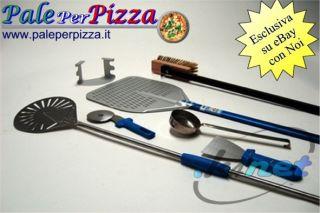 KIT PROFESSIONALE Pala Pale Per PIZZA 7 PEZZI COMPLETO