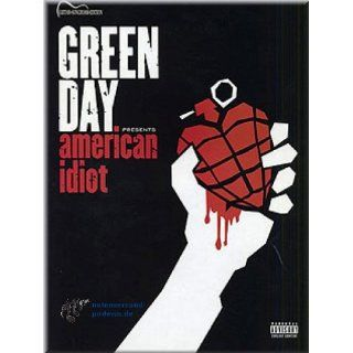 GREEN DAY   american idiot   Songbook Noten [Musiknoten]: