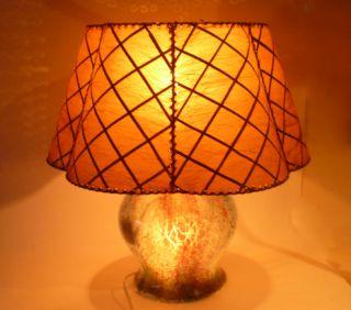 Bauhaus Tischlampe Art deco Glas Lampe WMF Ikora ? 30er Jahre lamp