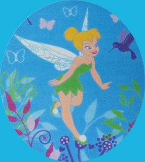 Kinder Teppich FAIRIES Tinkerbell Friendship 95x133 cm