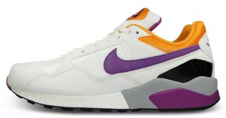 Nike Air Pegasus 92 Weiss/Lila/Orange/Schwarz Neu Viele Größen Max
