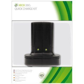 Xbox 360   Quick Charge Kit R Games