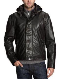 Strellson Sportswear Road Runner 2/11 140001 Herren Lederjacke